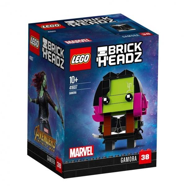 LEGO BrickHeadz Gamora 41607