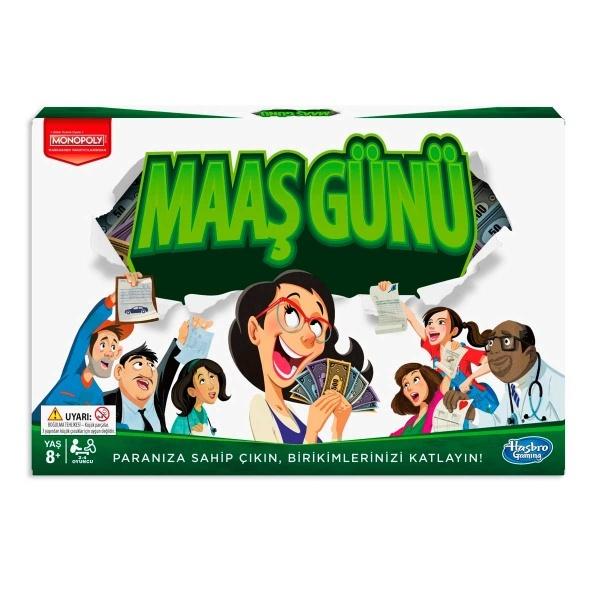 Monopoly Maaş Günü