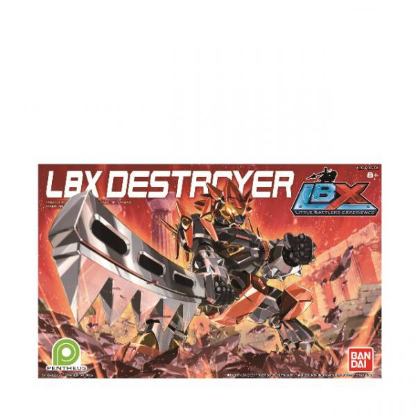 LBX Destroyer Figür