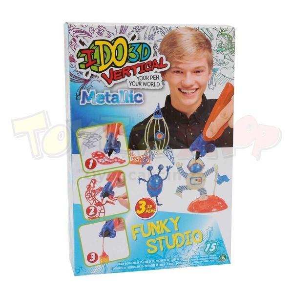 IDO3D Eğlenceli Set