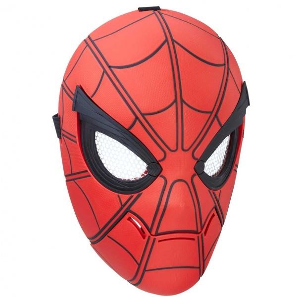 Spiderman Eve Donus Gozleri Hareketli Maske Toyzz Shop