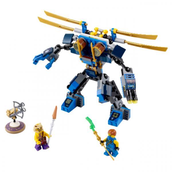 LEGO Ninjago Elektromakine