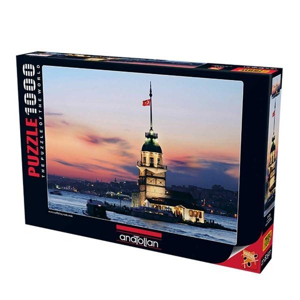 1000 Parça Puzzle : Kız Kulesi