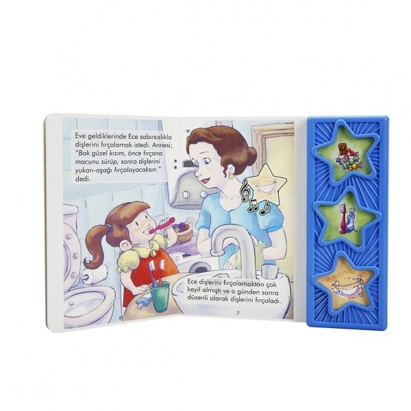 Dişlerimi Fırçalıyorum Sesli Kitap