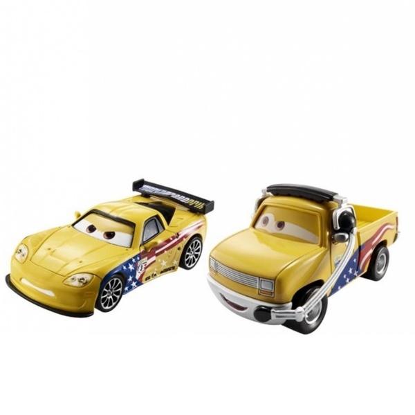 Arabalar Delüks Karakter Araçlar