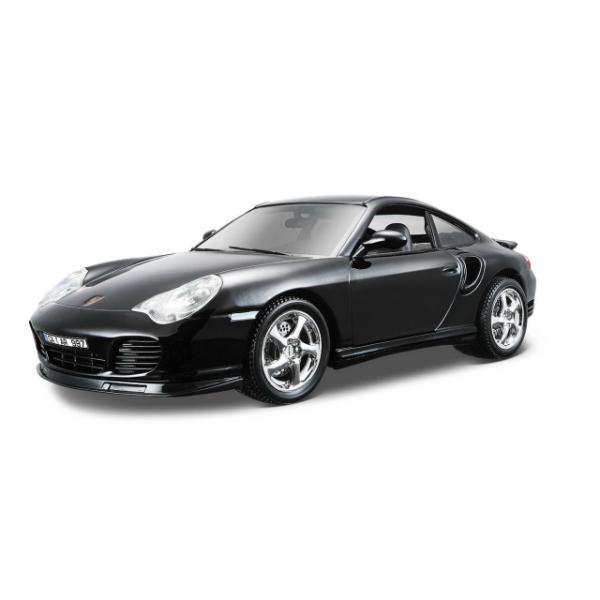 1:18 Porsche 911 Turbo Siyah Araba