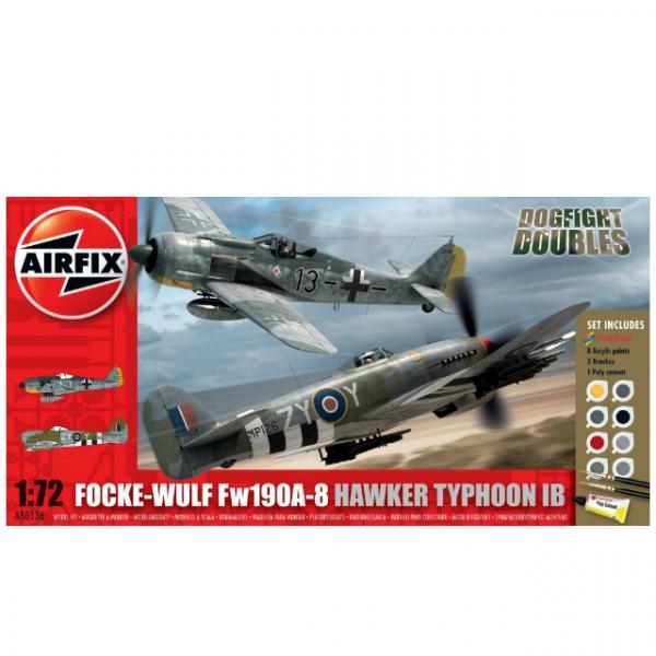 1:72 Focke-Wulf Hawker Typhoon Model Kit