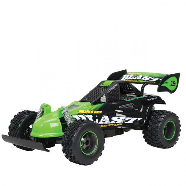 1:16 Neon Blast Buggy Uzaktan Kumandalı Araba