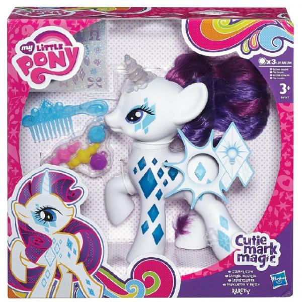 Pony Işık Saçan Rarity