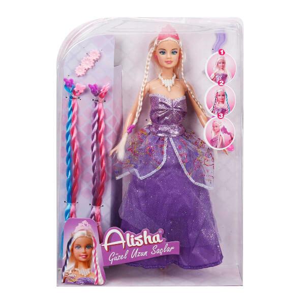 Alisha Güzel Uzun Saçlı Prenses