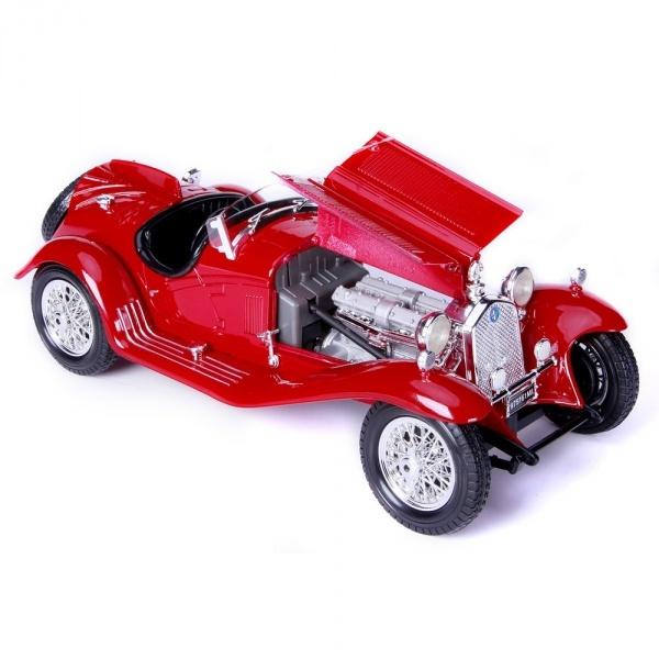 1:18 Alfa Romeo 8C 2300 Spider Touring