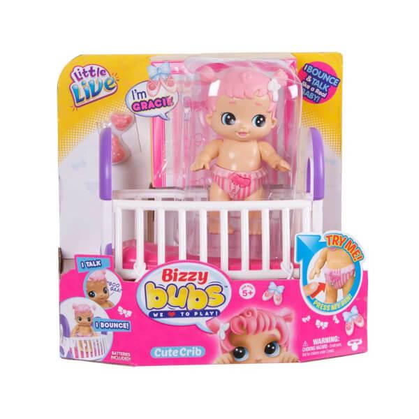 Little Live Canım Bebeğim Sevimli Bıcırıklar Oyun Seti