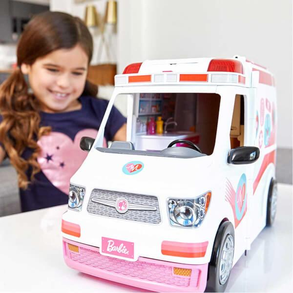 Barbie'nin Ambulansı FRM19