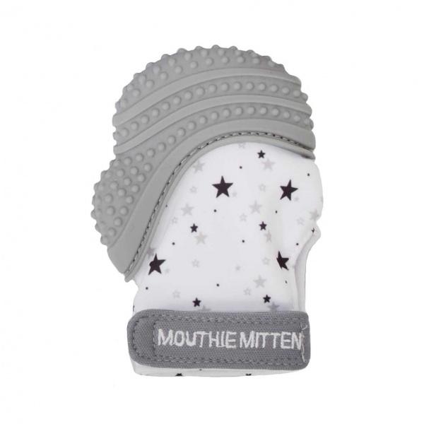 Mouthie Mitten Diş Kaşıyıcı Yıldız Grisi Eldiven