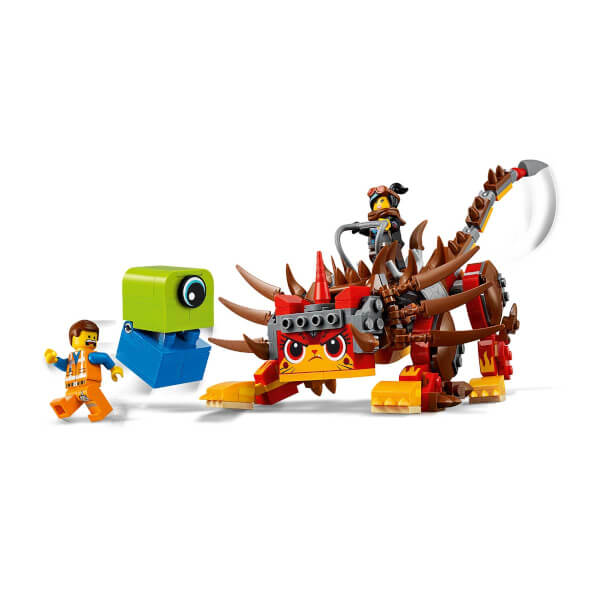 LEGO Movie 2 Ultrakedi ile Savaşçı Lucy 70827