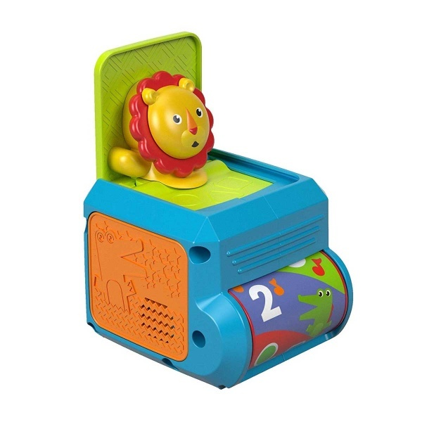 Fisher Price Sürpriz Aslan FHF77