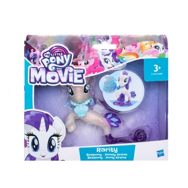 My Little Pony Deniz Pony'leri C0680