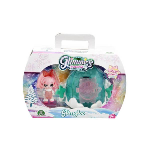 Glimmies Polaris Işıklı Tek Figür ve Evi GLP03000