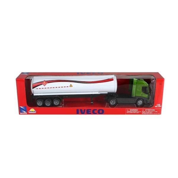 Iveco Stralis Tanker