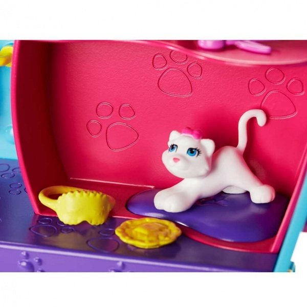 Polly Pocket Banyo Eğlencesi Oyun Seti FPH96