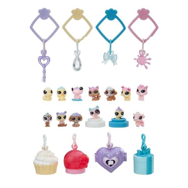 Littlest Pet Shop Miniş Tatlı Lezzetler Koleksiyonu E0400