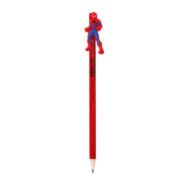 Spiderman Maskot Başlıklı Kurşun Kalem