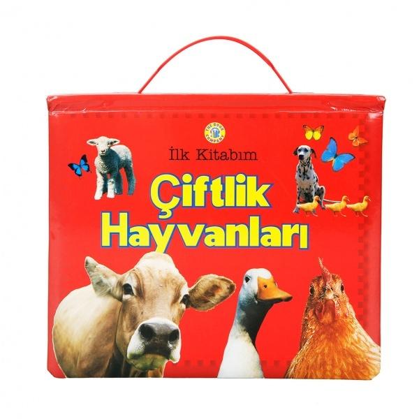 İlk Kitabım-Çiftlik Hayvanları