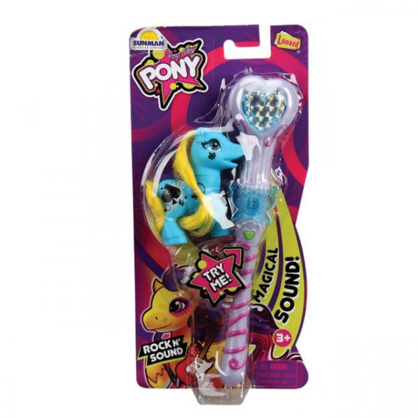 Pop Star Pony Asalı Tekli Figür