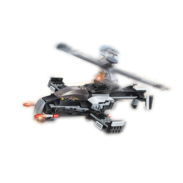 Askeri Araç Yapı Seti: Helikopter