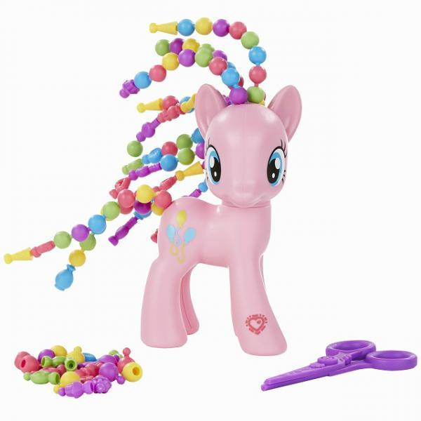 Pony Eğlenceli Saçlar