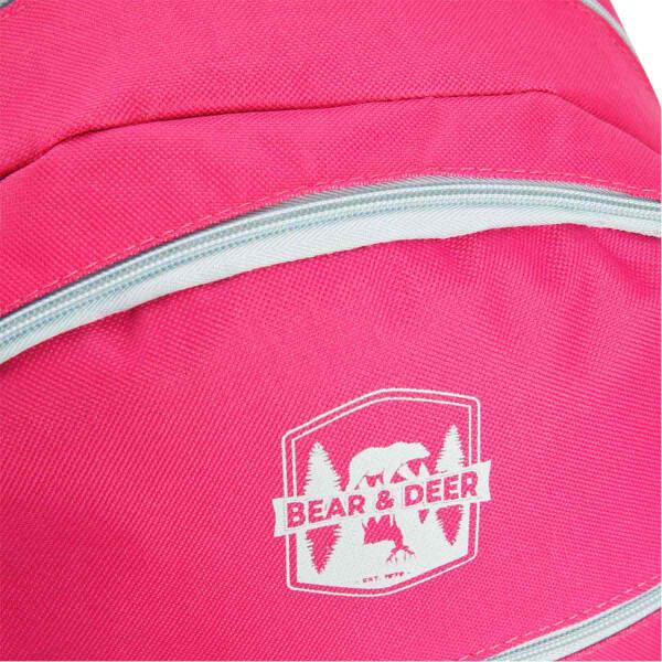 Bear & Deer 3'lü Okul Çantası Seti Pembe CN0079