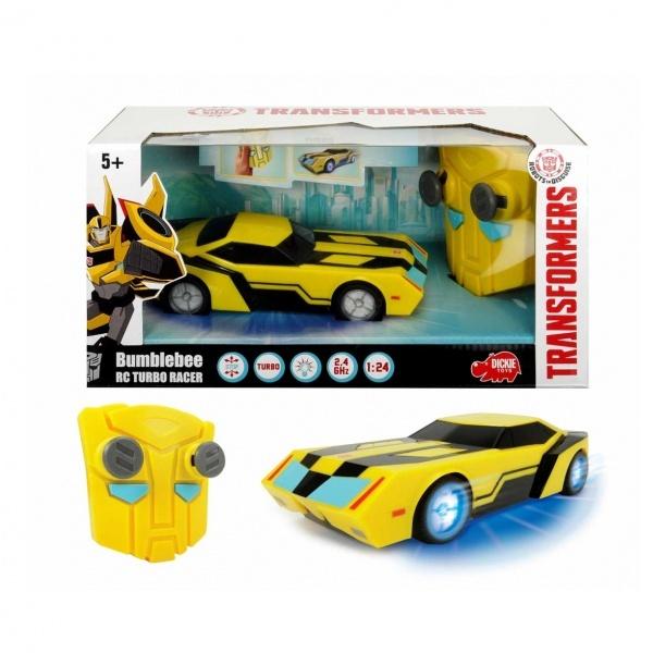 1:24 Uzaktan Kumandalı Turbo Racer Bumblebee Işıklı Araba