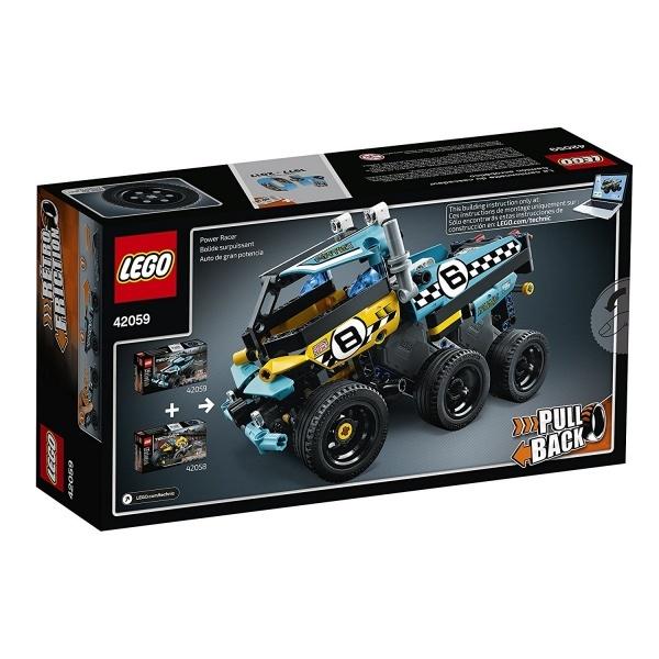 LEGO Technic Akrobasi Kamyonu 42059