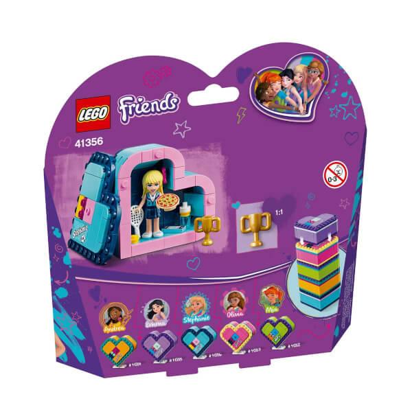 LEGO Friends Stephanie'nin Sevgi Kutusu 41356