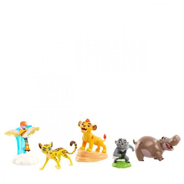 Lion Guard 5'li Figür Seti