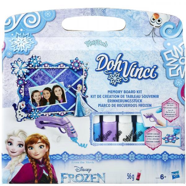 DohVinci Frozen Tasarım Seti