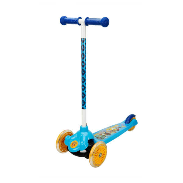 Toy Story 3 Tekerlekli Twist-Roll Scooter
