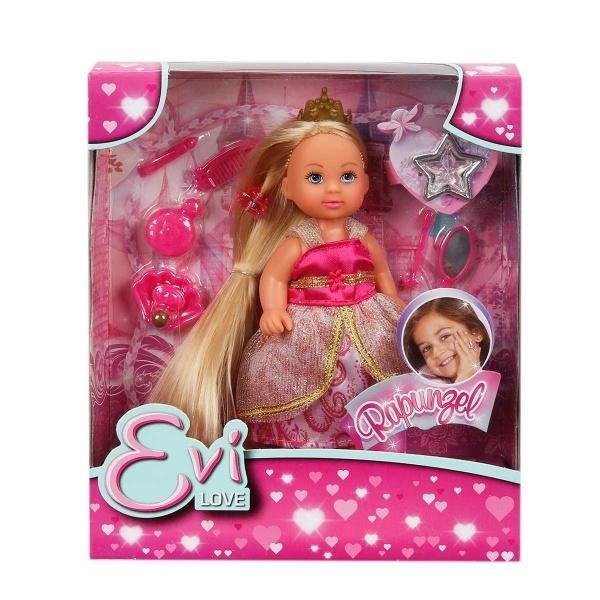 Evi Love Rapunzel Bebekler