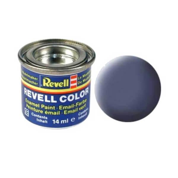 Revell Mat Gri Yağlı Boya Maket Boyası 14 ml. 32157