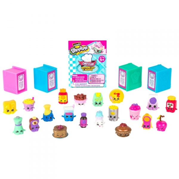 Cicibiciler şefler Kulübü Mega Paket S6 Toyzz Shop