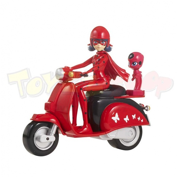 Miraculous ve Scooter BMC39880