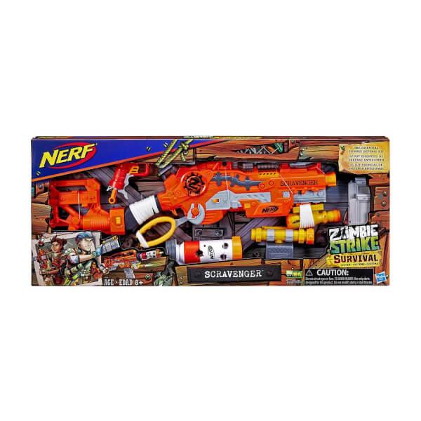 Nerf Zombie Strike Scravenger E1754