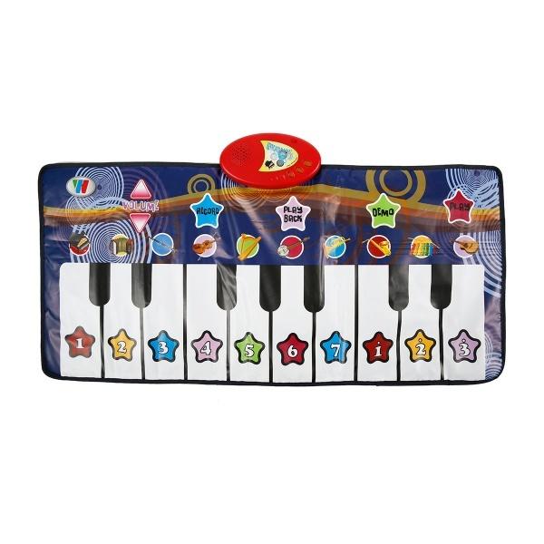 Dokunmatik Klavye Oyun Matı