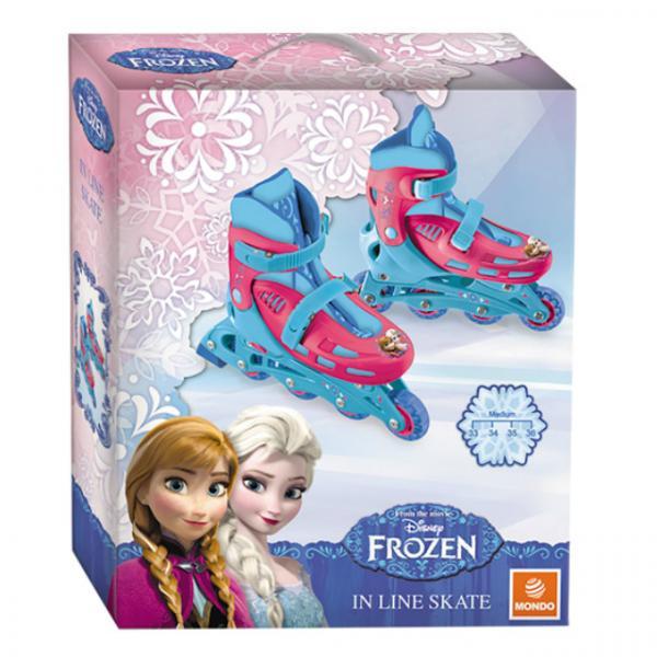 Frozen Inline 4 Teker Paten