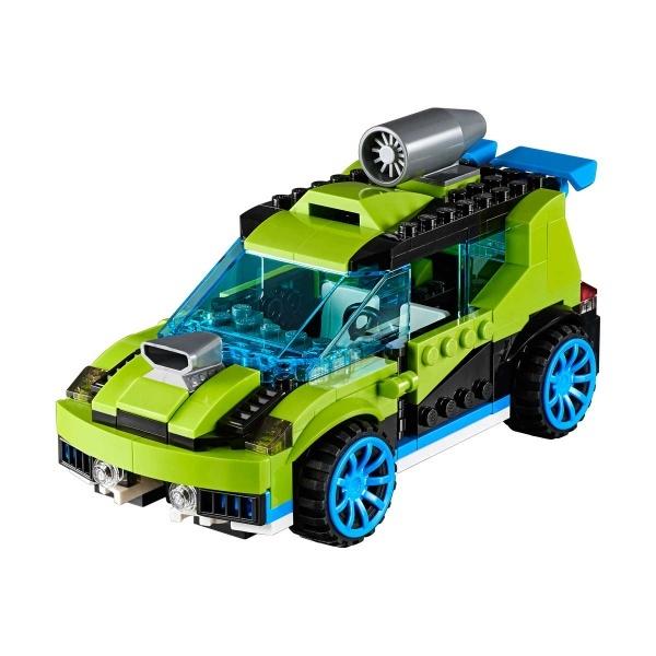 LEGO Creator  Roket Yarış Arabası 31074