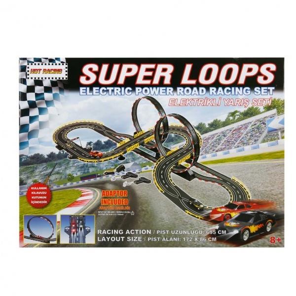 Süper Loops Yarış Seti