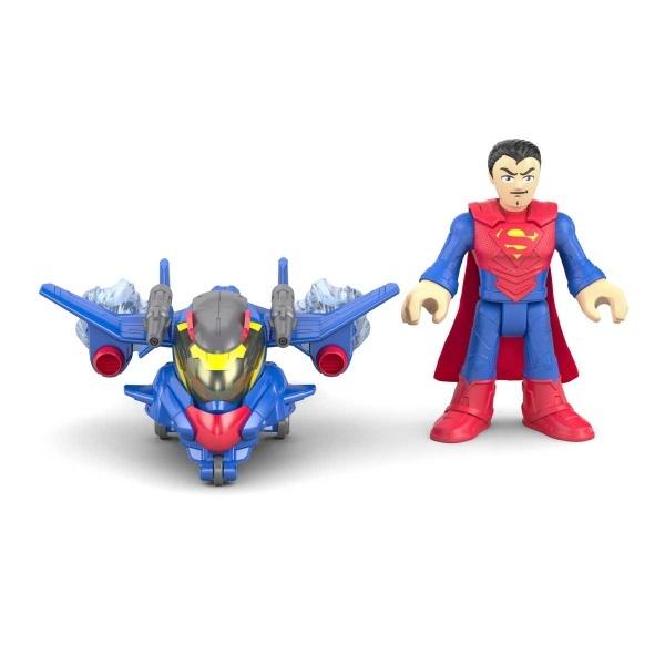 Imaginext DC Super Friends Battle Armor Cesur Kahramanlar DFX52