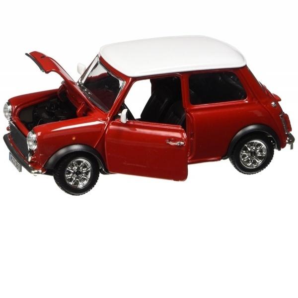 1:24 Mini Cooper Araba