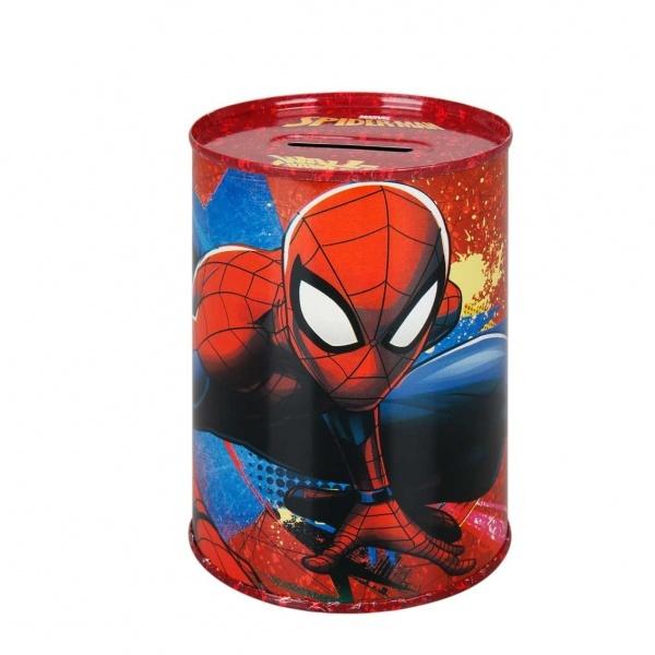 Spiderman Metal Kumbara