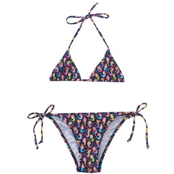 Slipstop Kız Çocuk Mermaid Bikini